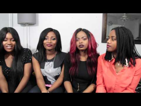 Girl's Talk Ep 4: Accent Challenge