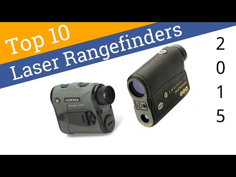 10 Best Laser Rangefinders 2015