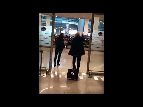 Bo and Jim - Queen's Brian May and Roger Taylor Arrives to Hysteria in South Korea