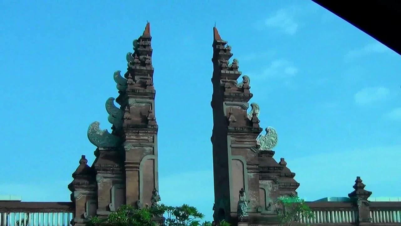 峇里島機場第一印象 First look of Bali Ngurah Rai International Airport - YouTube