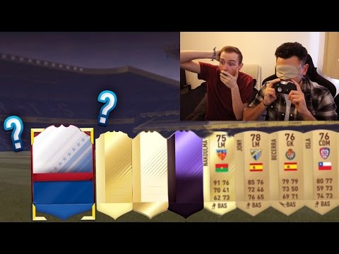 EPIC 45K FUT BIRTHDAY GUESS WHO PACKS🎊🎉!!! - (FIFA 17 GUESS WHO)