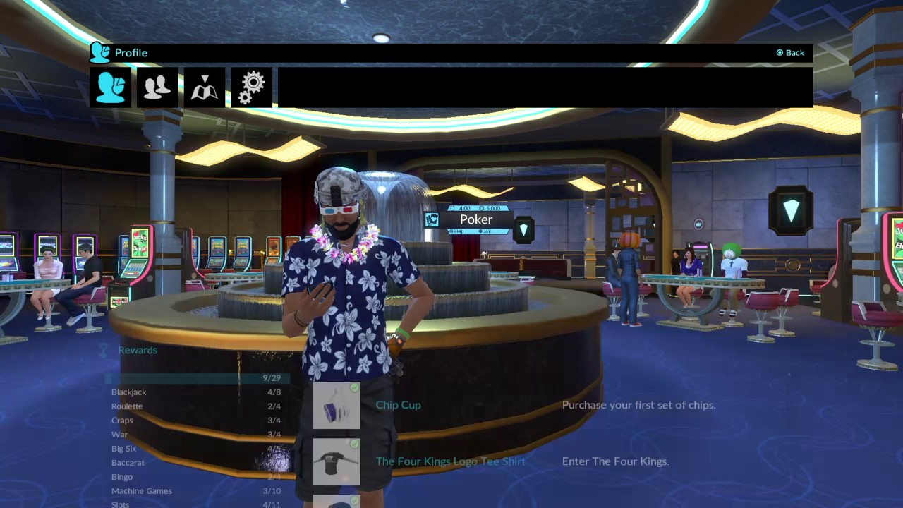 four kings casino ps4 tipps