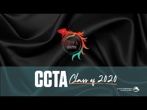 CCTA 2020 Graduation