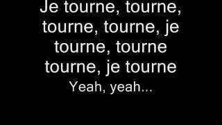 Shy'm - Tourne (Lyrics)