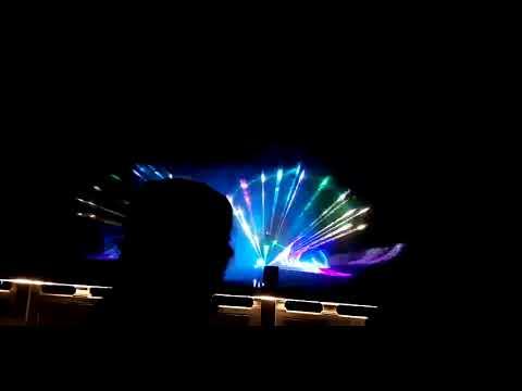 water screen laser show 1