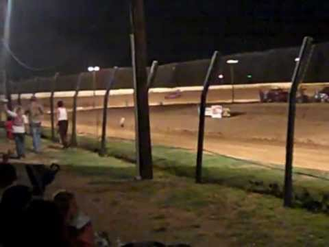 MInis stock heat race 7/14/12 @ Western kentucky Speedway