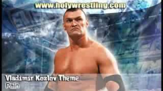 Vladimir Kozlov theme Pain