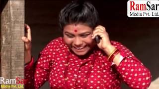 Magne Buda Song  C R B T Best Comedy  ! माग्ने बुढा