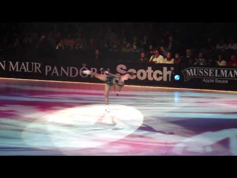 Sarah Hughes- Fashion on Ice 2011- Edge of Glory