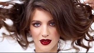 Вечерний мейкап. Яркий вечерний макияж на праздник. Как сделать красивый макияж на вечер.