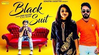 Black Suit | Aakki Gujjar, RC Gujjar | Mr. Lucky , Annu Shree | Latest Punjabi whatsapp Status 2019