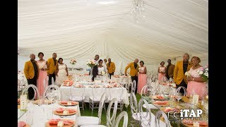 Brian & Nyasha's Wedding Highlights
