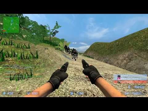 Counter-Strike Source: Zombie Escape - ze_PotC_v3_4fix on UNLOZE