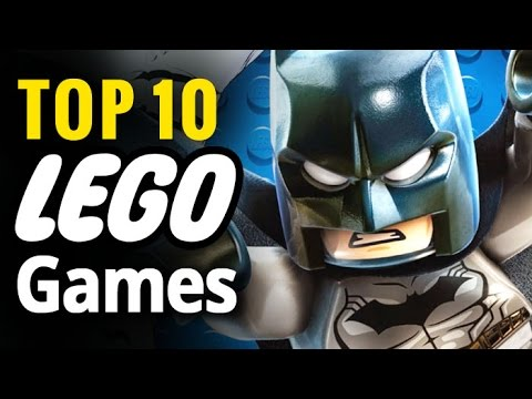 Top 10 Best LEGO Games Ever