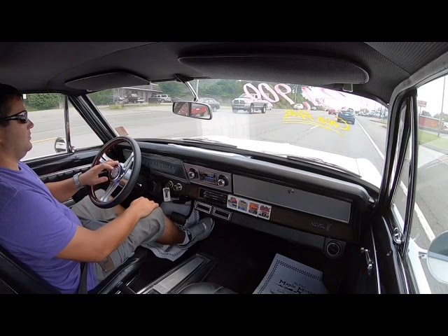test drive 1967 chevy ii nova maple motors 31900 arcar