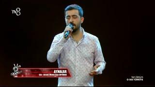 Altay Erim - Aynalar | O Ses Türkiye 8. Bölüm