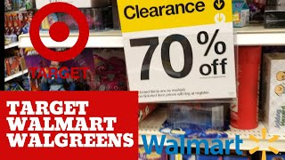 Walmart Clearance | Target 70% Off Clearance | No Coupons Needed