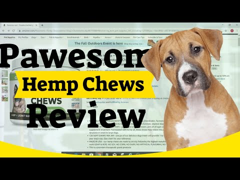 pawesome-hemp-chews-review-|-best-hemp-chews-for-dogs-|-my-dog's-results-after-using-hemp-chews
