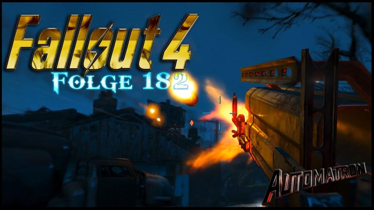 überfallene Siedlung 182 Fallout 4 Minuteman Youtube