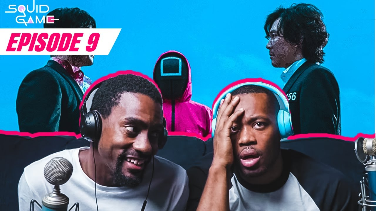 Download SQUID GAME 1x9 - Ep. 9 Reaction   ONE LUCKY DAY   FULL EP (THEY WERE OVER THIS GAME!!!)