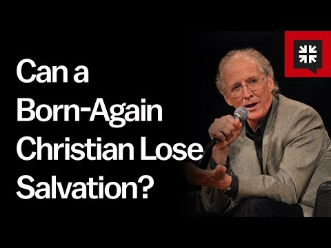 Can a Born-Again Christian Lose Salvation? // Ask Pastor John