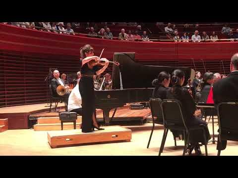"""Yannick Nézet-Séguin and Lisa Batiashvili Encore - Tchaikovsky's """"None but the Lonely Heart"""""""