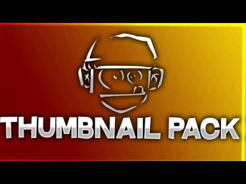FREE THUMBNAIL PACK - promo by JustMotionDesign (sub him!)