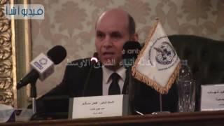 بالفيديو: عميد كلية الحقوق جامعة القاهرة نحتاج لوسائل غير تقليدية لمواجهة التحديات