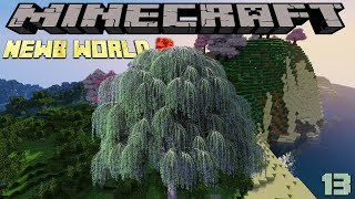 NEW HOUSE IMPROVEMENTS - MINECRAFT NEWB WORLD S3 - EPISODE 13 (1.12.2 MODDED SURVIVAL)