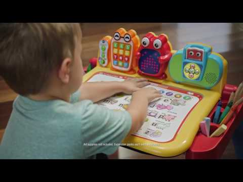 VTech | Touch & Learn Activity Desk Deluxe