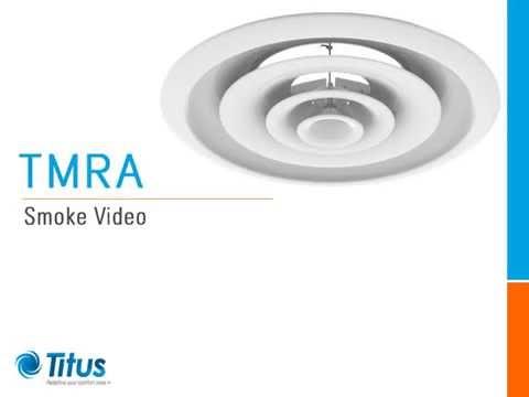 TMRA - Round Ceiling Diffuser