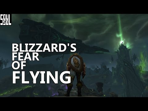 Why can't Blizzard make flight WORK in World of Warcraft? Feedback and suggestions.