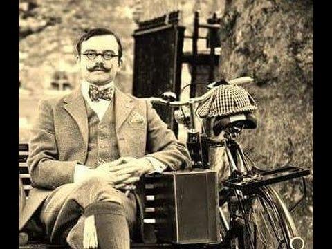 Radio Retrofuture  #25 - Butler Rupert Bell on Chapism