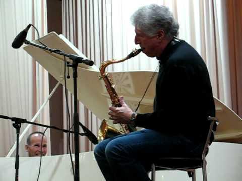 Bob Mintzer Blues Solo Transcription in 12 Keys