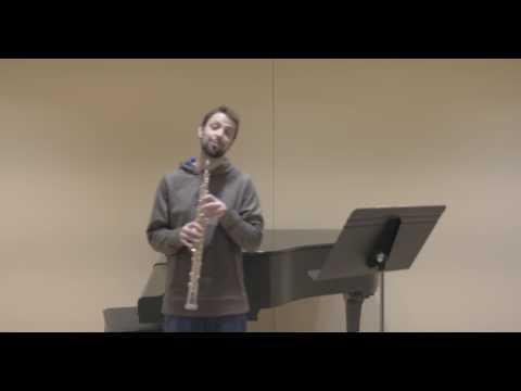 Marigaux Altuglass Oboe Demonstration