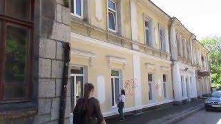 Ялта. Старые дворики. Улица Кирова.