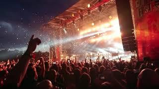 Broilers City Riot Fest Wiesbaden- 25.08.18/ Opening-- Zurück zum Beton