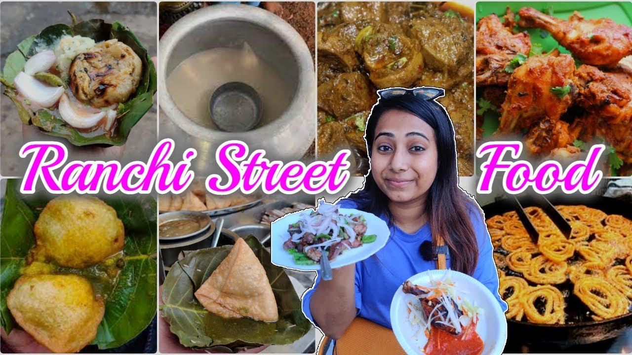Ranchi Famous Street Food | Dhuska, Baba Litti, Nepal House | Jharkhand Food Series Episode-4