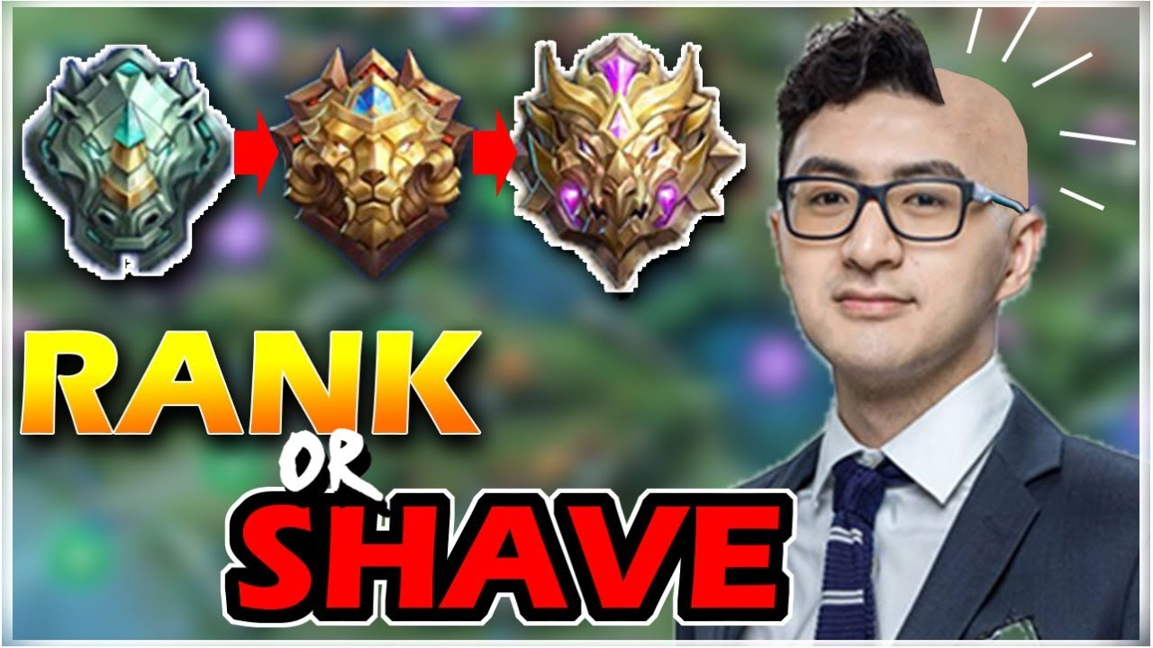 🔴SOLO to  MYTHIC OR GO BALD | GIVEAWAY | Mobile Legends