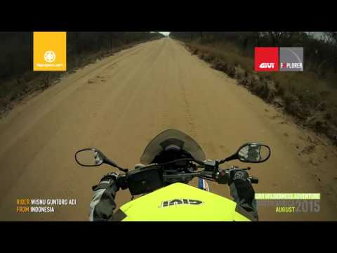 Motorcycle Riding South Africa: DAY 2  Trip 1 Dirt Road at Mookgopong to Mokopane