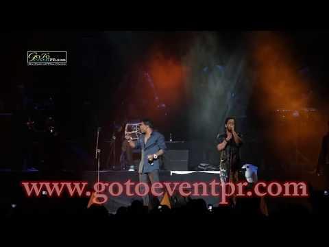 """Daddy Yankee & Omega en Puerto Rico 2010 """"Que tengo que hacer"""""""