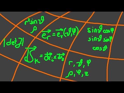 [TheNilsor] - SPECIAL - Krummlinige Koordinaten