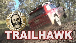 Grand Cherokee Trailhawk - Any Good Off-road? - Roothy
