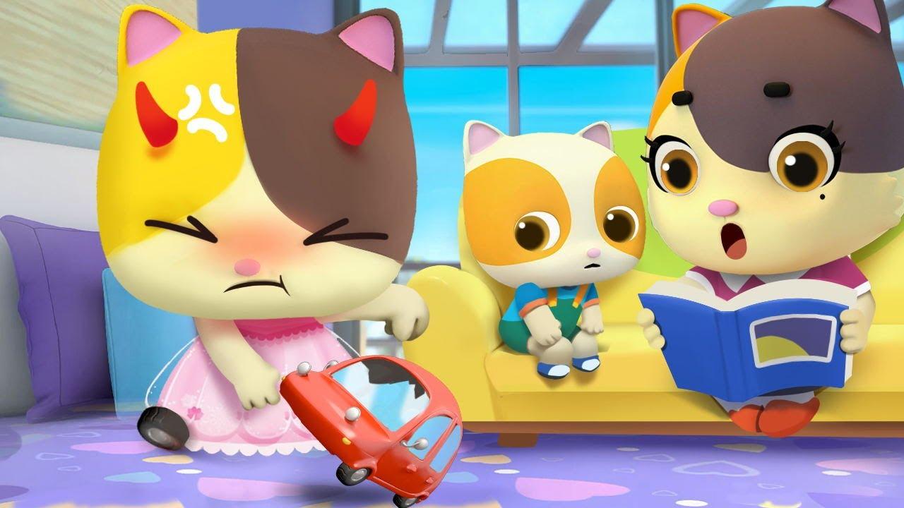 うらやましくなったときはどうする? | 赤ちゃんが喜ぶ歌 | 子供の歌 | 童謡 | アニメ | 動画 | ベビーバス| BabyBus