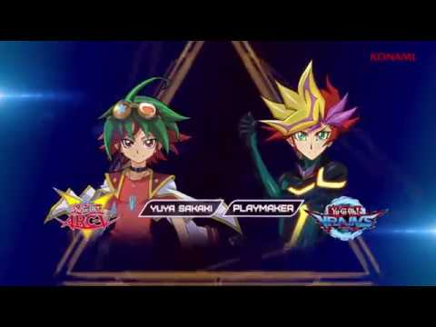 Yu-Gi-Oh! Legacy of the Duelist: Link Evolution - Video