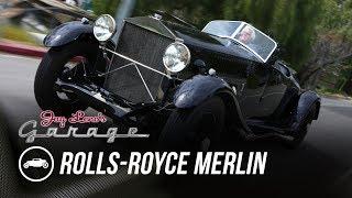 1934 Rolls-Royce Merlin - Jay Leno's Garage