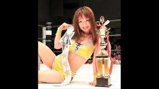 グラビアアイドル兼女子プロレスラーとして活躍していたタレントの愛川...