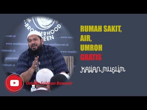 Ustadz Subhan Bawazier ~ Hadiah Umroh untuk Ummi Awang ~ BERIMAN 13 Maret 2017.