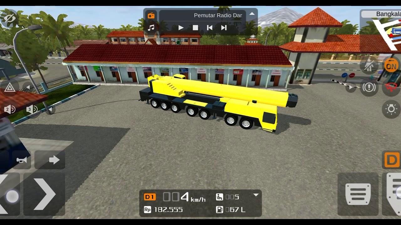 93 Koleksi Mod Mobil Tni Bussid HD Terbaru