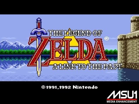 SNES MSU1 Zelda: A Link To The Past